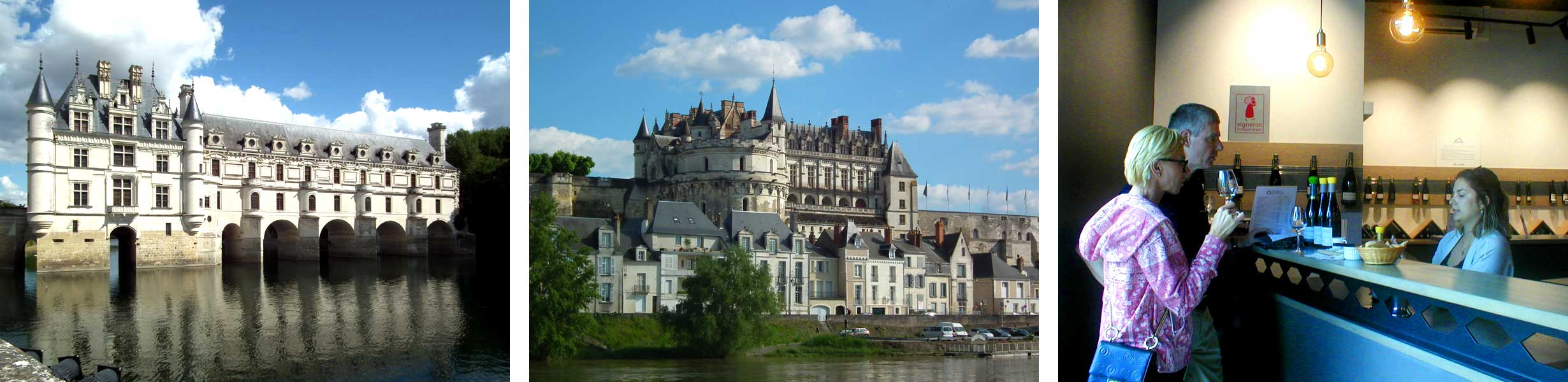 Chenonceau Amboise and Wine