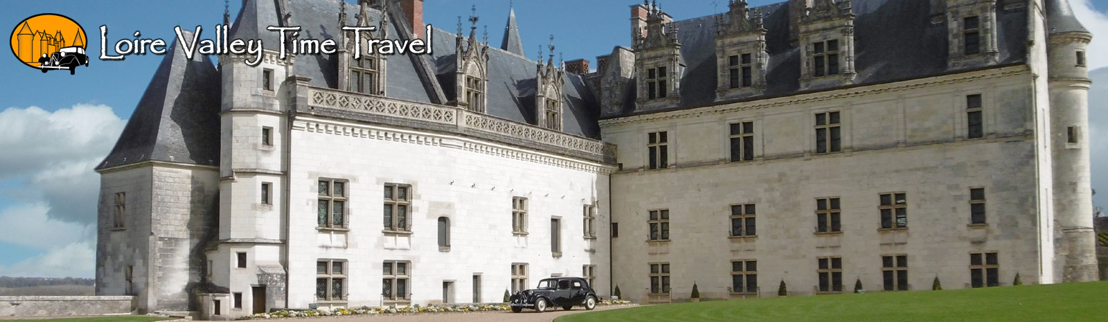 Loire Valley Time Travel